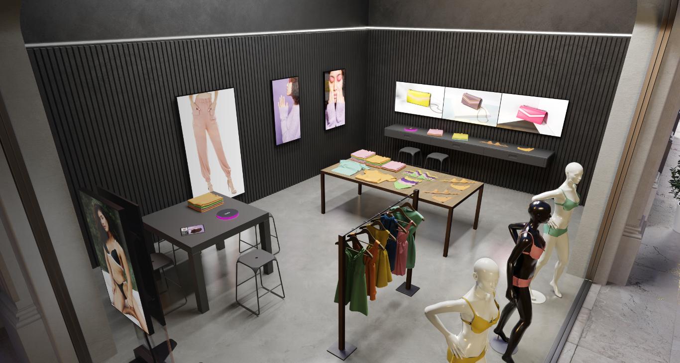 Smart Retail Voilap Digital: la nueva generación de tiendas digitales para la moda