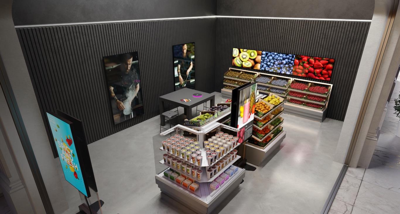 Smart Retail Voilap Digital: la nueva generación de tiendas de alimentos digitales