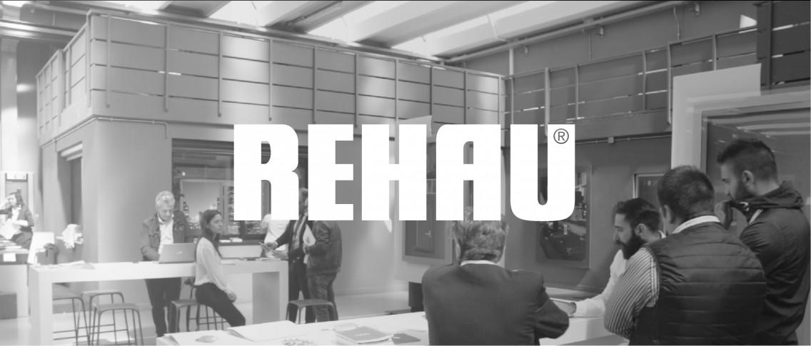 Voilàp Digital ospita l'evento di Rehau per la presentazione di RE-View