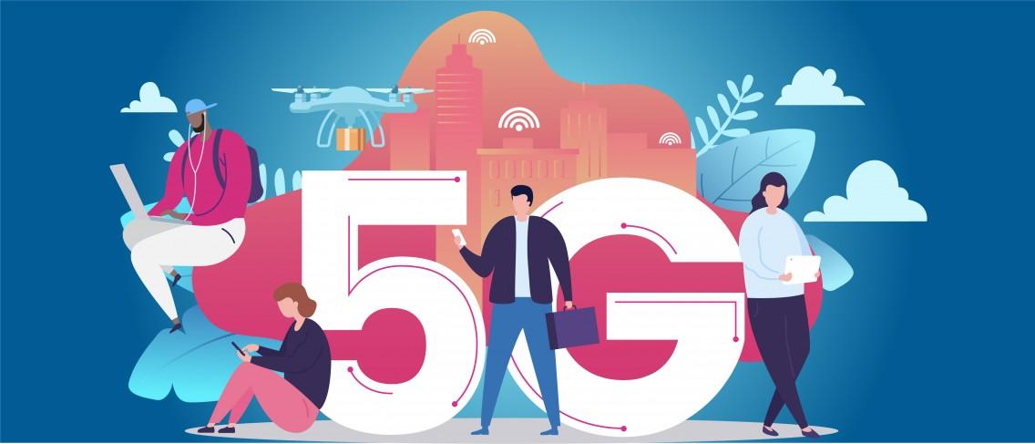 Voilàp Digital: I 7 vantaggi della Connettività 5G per chi abita nella Smart City