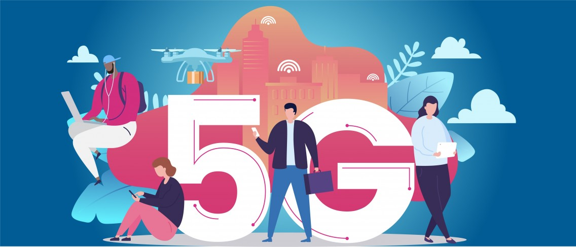 Voilàp Digital: The 7 advantages of 5G Connectivity for those living in Smart Cities