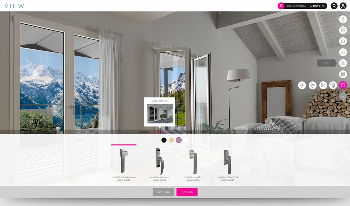 il configuratore virtuale migliora la vendita - Voilàp