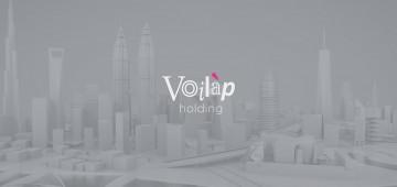 Voilàp Holding is established