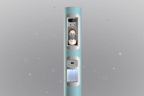 Voilàp Digital: Thermoscanner