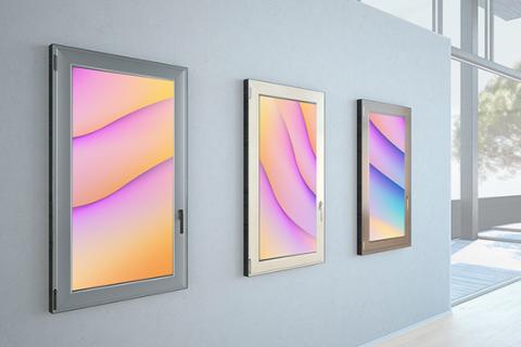 Voilàp Digital: Displays und Aussteller für Fenster