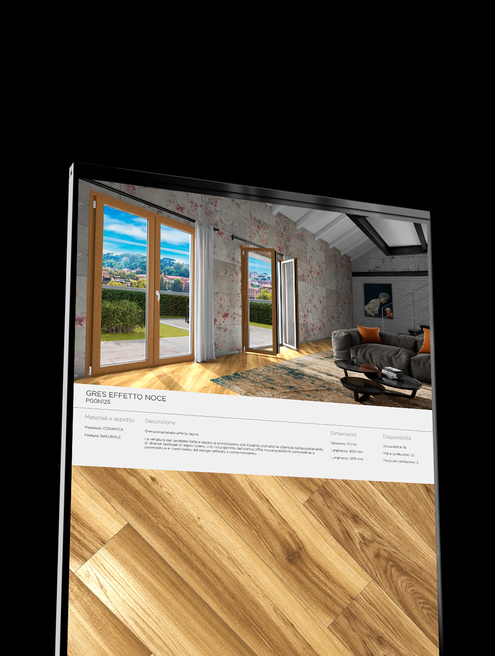"Voilàp Digital: Tile Essential Evo 55""_5"