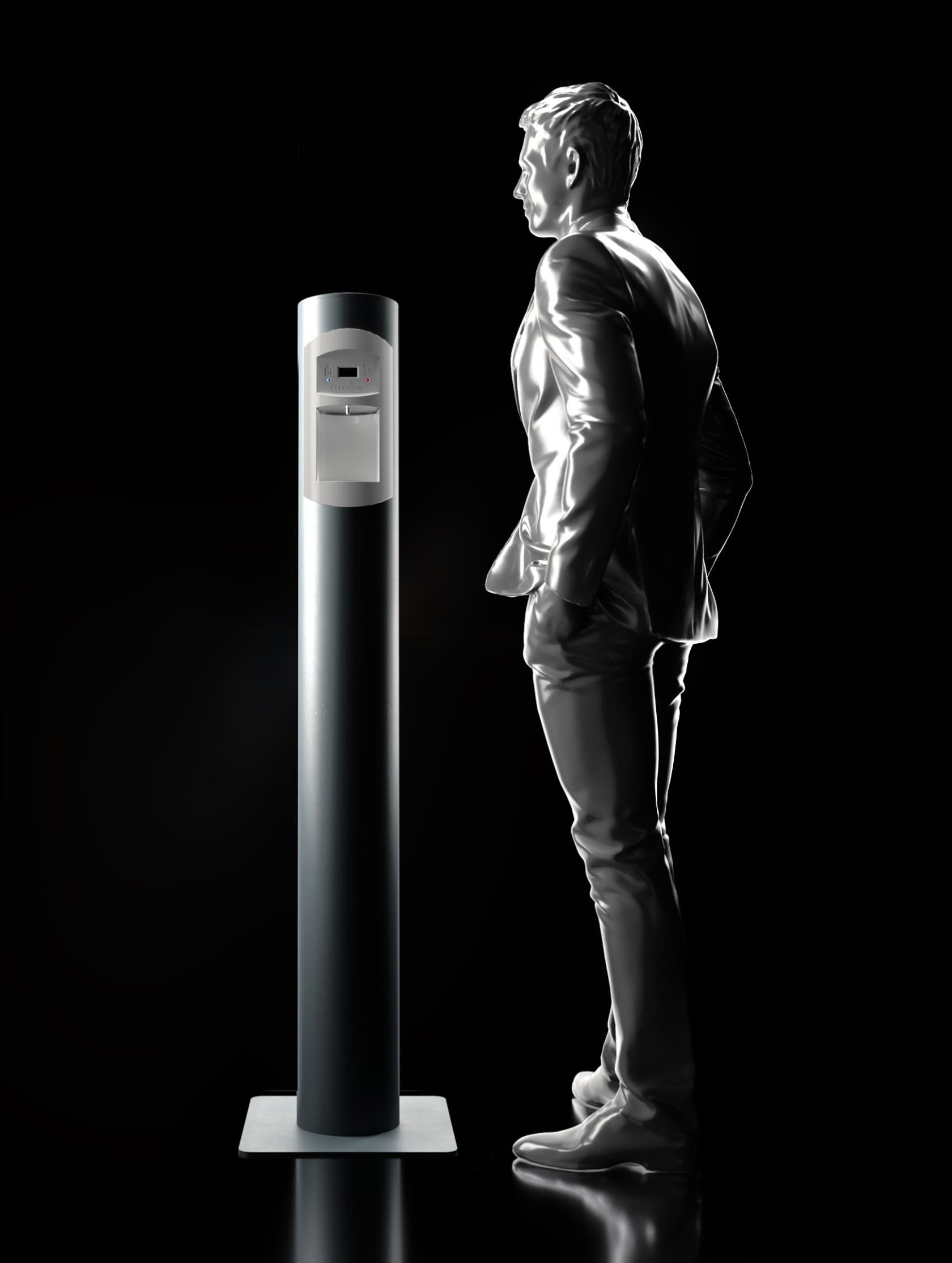Voilàp Digital: Cleanium Smart Grey_1