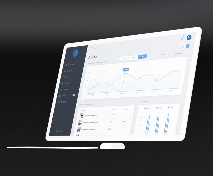 Voilàp Digital: Surface Evolution Pro Business Intelligence