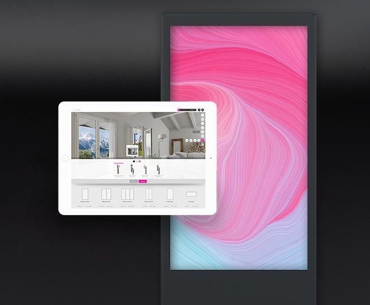 Voilàp Digital: Tile Essential Evo Self VIEW licencia