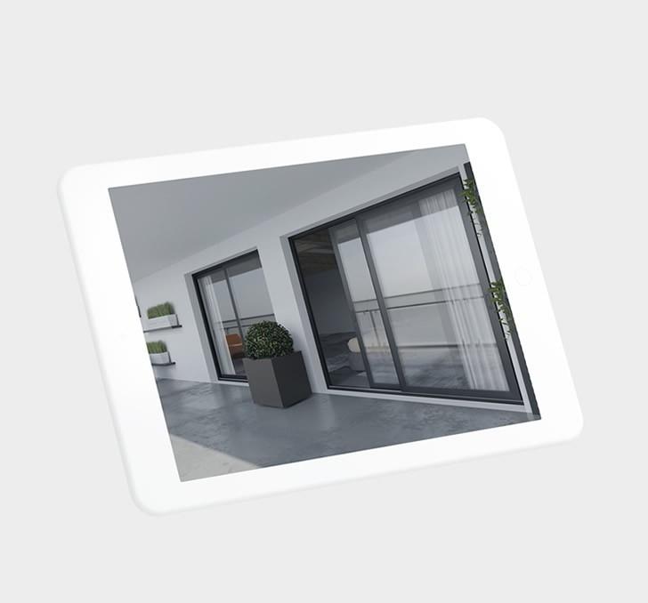 Voilàp Digital: View-Project Product scene generator