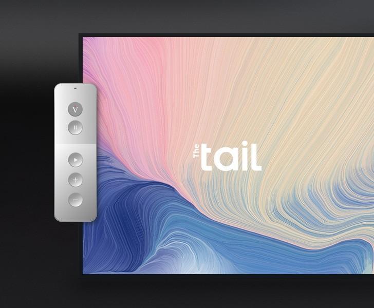 "Voilàp Digital: Tile Essential Evo 55"" The Tail 2"