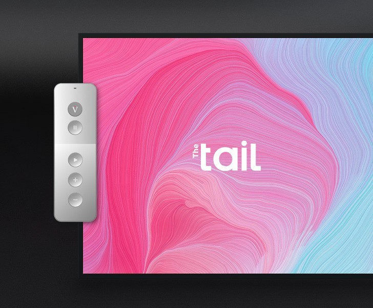 "Voilàp Digital: Tile Essential Evo 75"" The Tail 1"