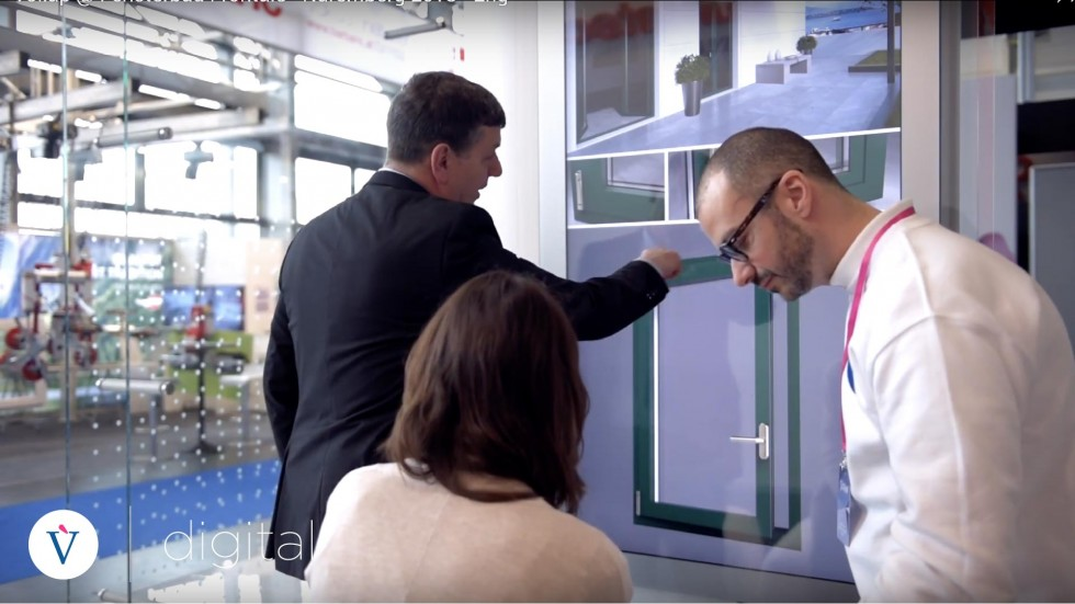 Voilàp Digital: Voilàp digital @ Fensterbau 2018
