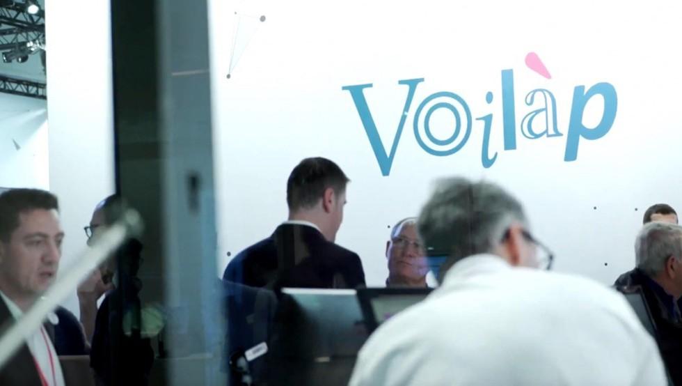 Voilàp Digital: Voilàp Identity